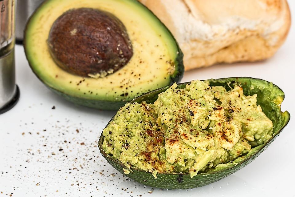 Avocado, Salad, Fresh, Food, Vegetarian, Diet, Lunch