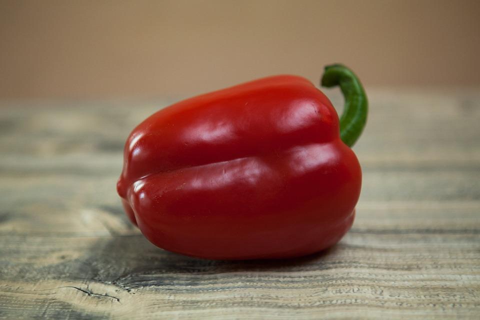Pepper, Vegetables, Food, Fresh, Healthy, Raw, Eating