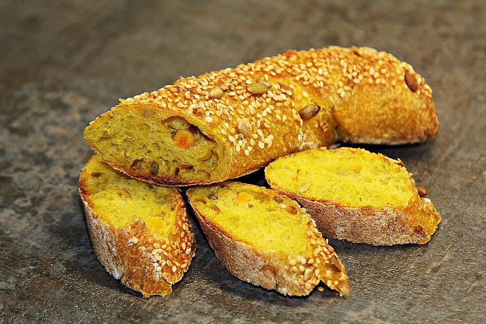 Bread, Baker, Food, Bakery, Baked Goods, Fresh, Crispy