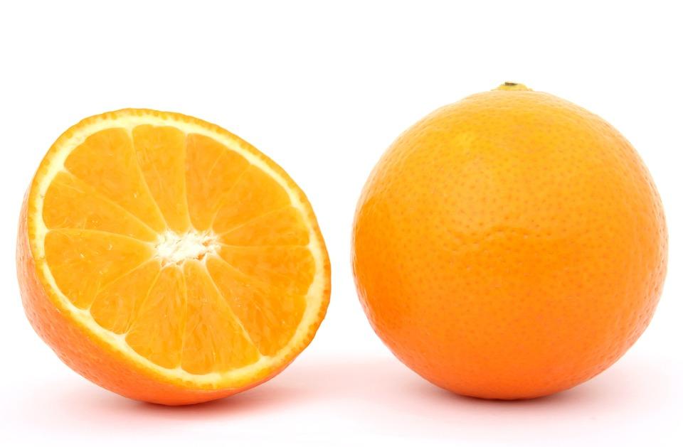 Food, Fresh, Fruit, Natural, Orange, Peel, Sweet