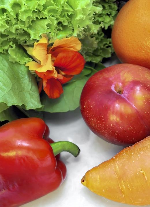 Apples, Carrots, Color, Flores, Flowers, Fresco, Fresh