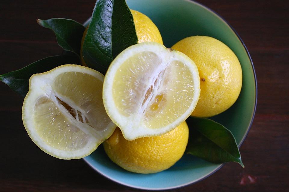 Lemons, Fruit, Healthy, Diet, Food, Fresh Fruit
