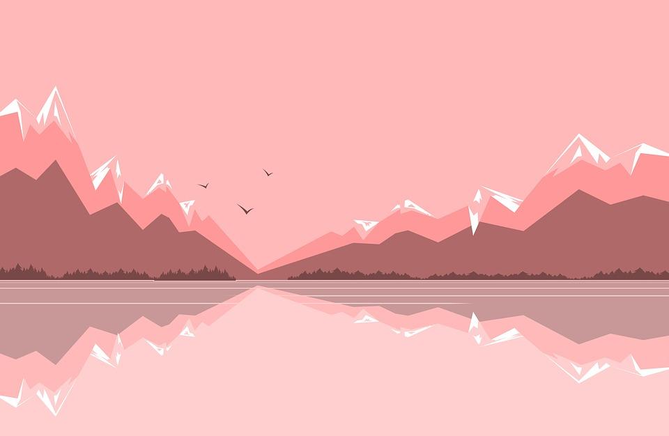 Environment, Mountains, Landscape, Water, Fresh, Nature