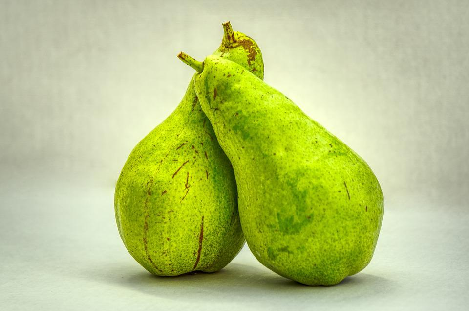 Pears, Fruit, Ripe, Food, Fresh, Pear, Delicious