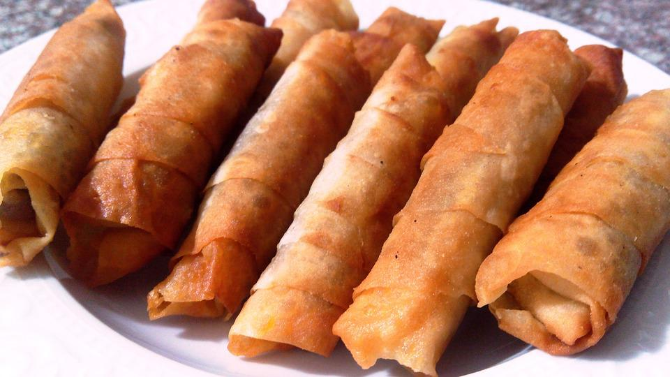 Borek, Turkish, Snack, Fried, Appetizer
