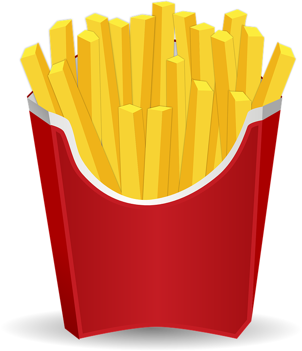 French Fries, Potato Chips, Chips, Potato, Food, Fries