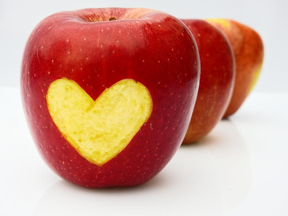 Fruit, Apple, Fruits, Healthy, Delicious, Frisch, Sweet