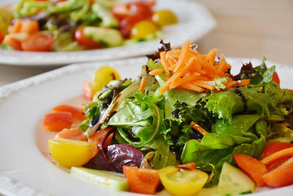 Salad, Frisch, Food, Diet, Bless You, Meal, Weight-loss