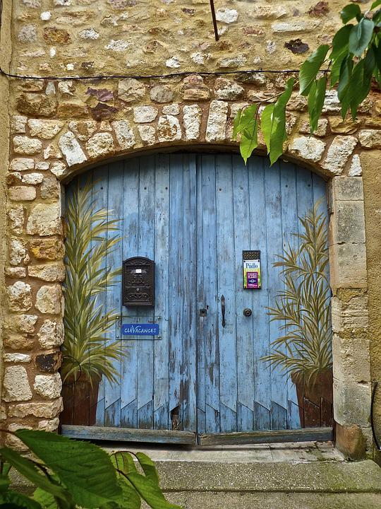 Door, Entrance, Home, Doorway, Front Door, Front