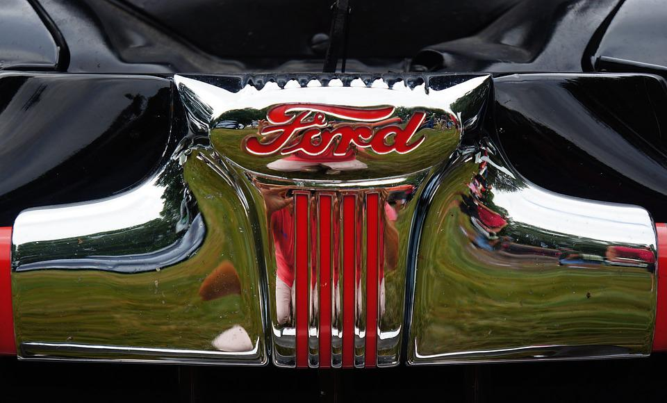 Ford, Front End, Antique