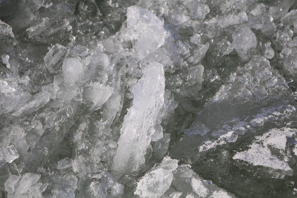 Ice, Background, Texture, Winter, Cold, Frost, Pattern