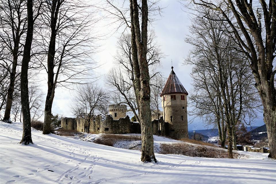Winter, Snow, Cold, Tree, Frost, Season, Landscape