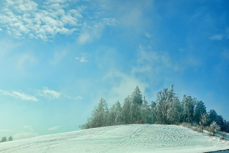 Snow, Winter, Nature, Frost, Landscape, Wind, Wintry