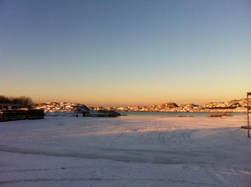 Winter, Winter Magic, Ice, Frost, Sea, Islands, öckerö