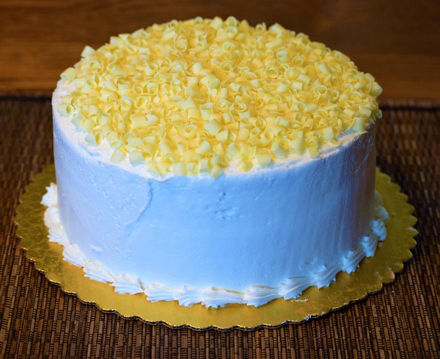 Cake, Buttercream, Dessert, Birthday, Frosting