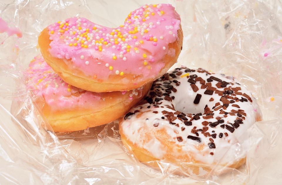 Frosting, Sugar, Sweet, Food, Dessert, Cake, Donut