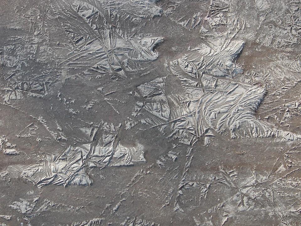 Winter, Ice, Ice Pattern, Hardest, Nature, Frozen, Cold