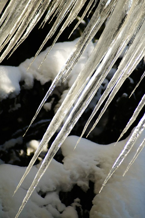 Icicle, Ice, Winter, Cold, Snow, Ski Holiday, Frozen