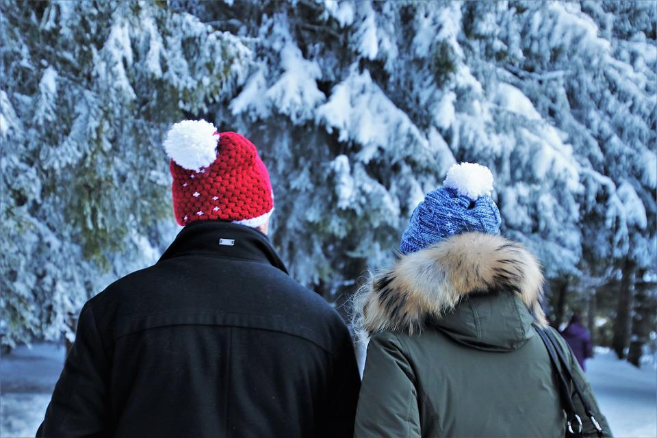 Spacer, Winter, Para, Total, Snow, Frost, Frozen, Dec