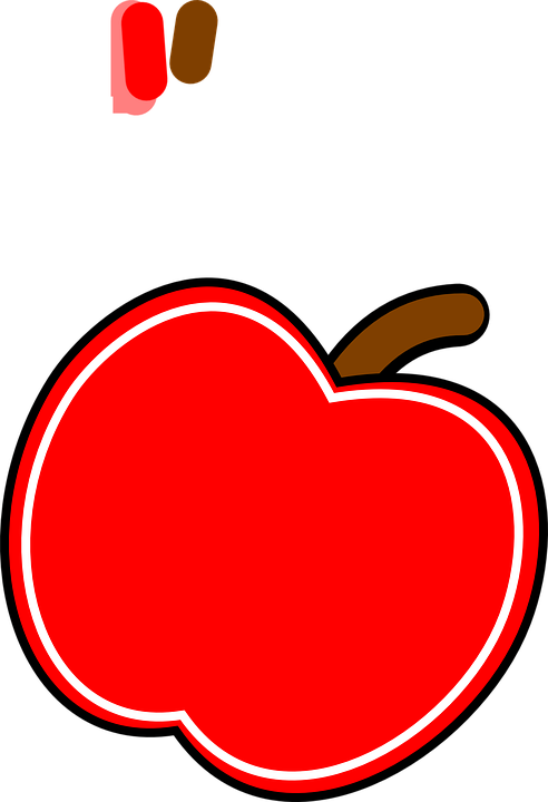 Apple, Red, Fresh, Fruit