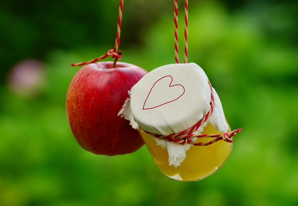 Apple, Apple Compote, Jar, Garden, Fruit