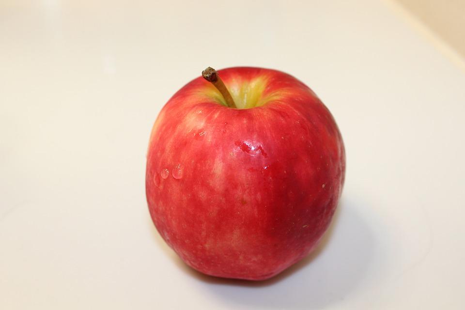 Apple, Ringo, Fruit, Table