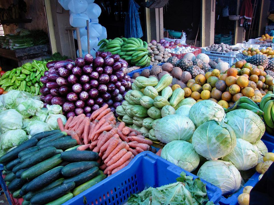 Dominican Republic, Fruit, Market, Exotic, Caribbean