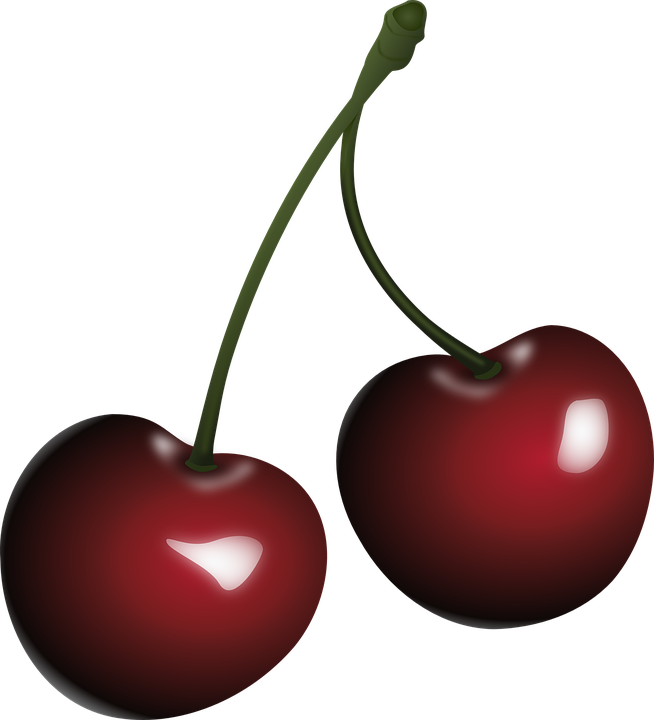 Cherries, Fruit, Red, Sweet, Delicious, Healthy, Food