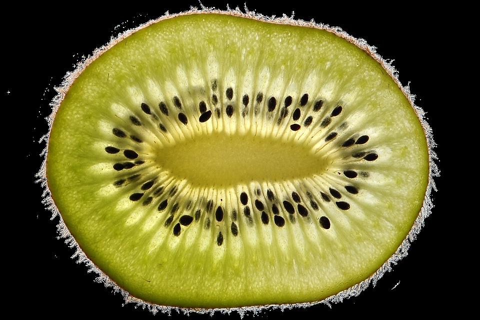Kiwi Free, Fruit, Food, Delicious, Eat, Isolated