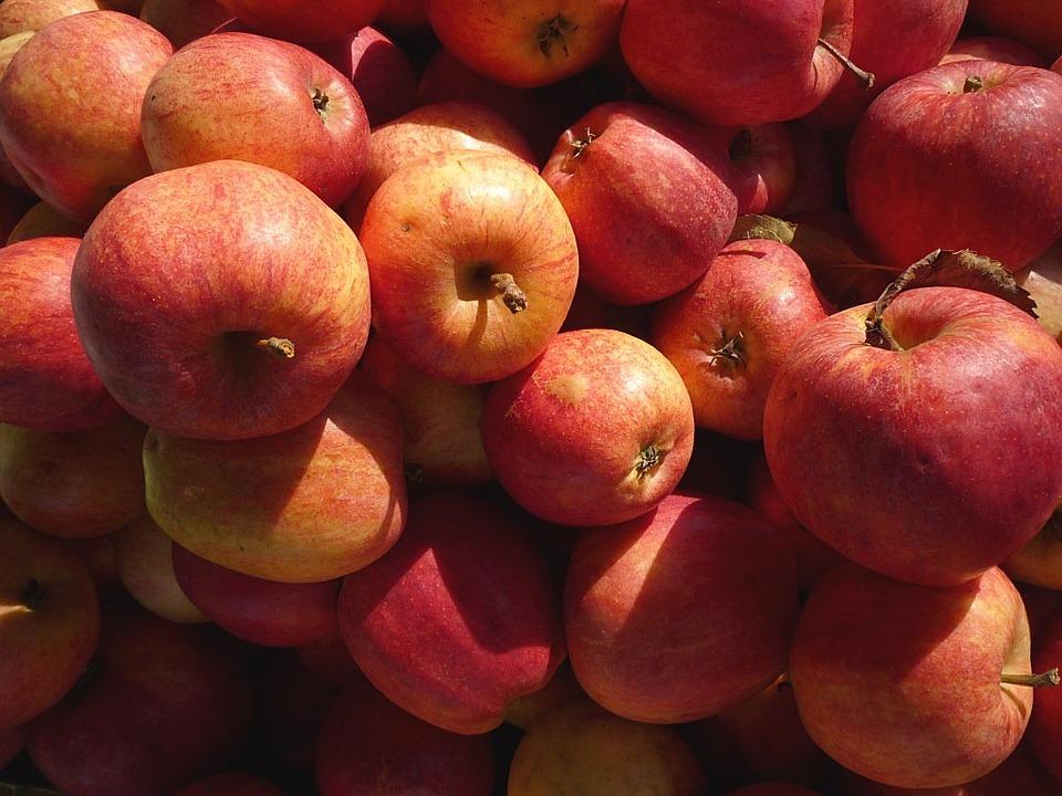 Apple, Fruit, Red, Cook, Food, Eat, Vitamins, Healthy
