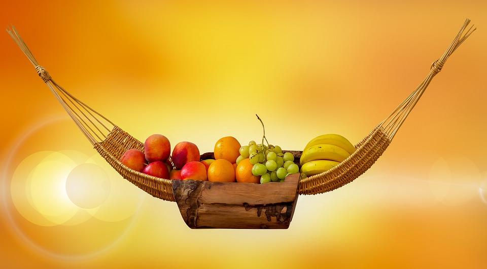 Eat, Food, Fruit, Fruit Basket, Basket, Fruits