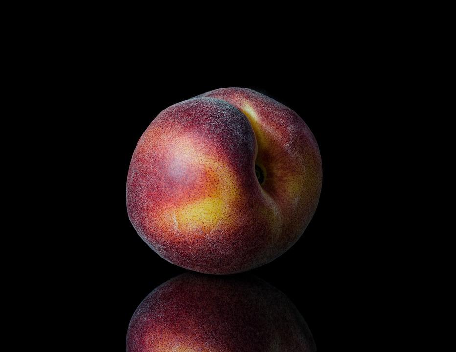 Healthy, Fruit, Peach, Food, Healthy Foods