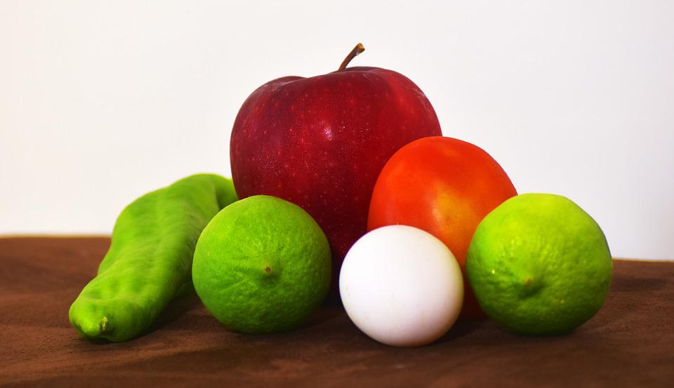 Dna, Apple, Red, Nature, Red Apple, Fruit, Fruit Season