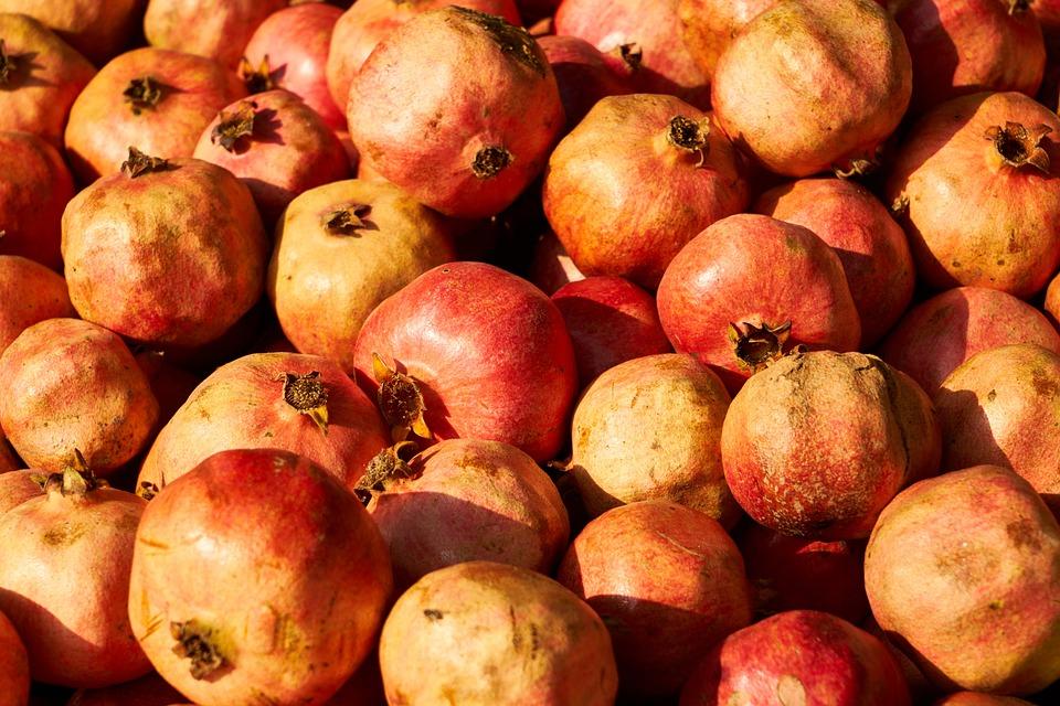 free photo fruit health flu food vitamin pomegranate healthy max pixel