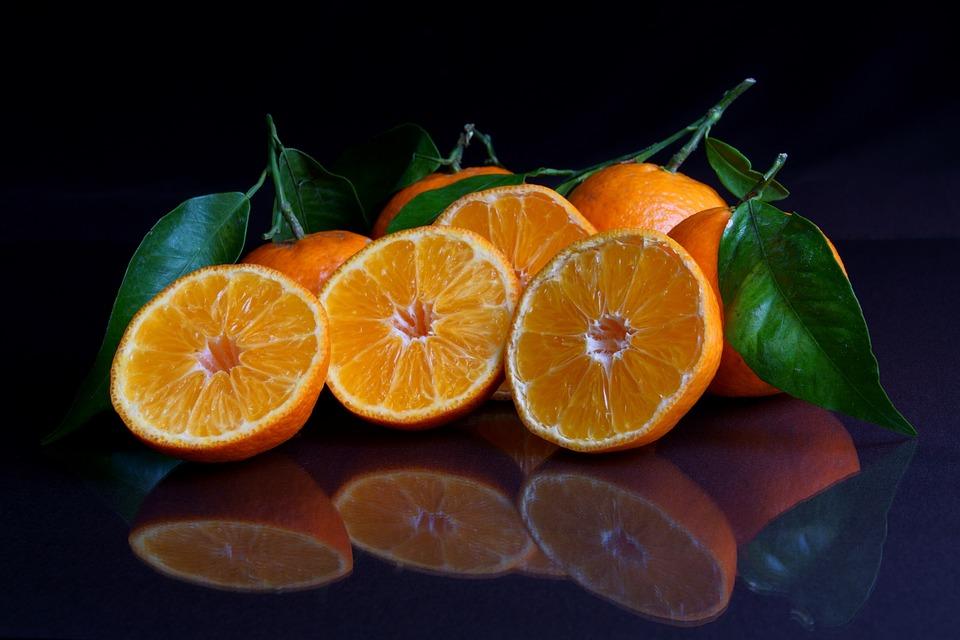 Fruit, Mandarin, Orange, Fit, Eating, Juice