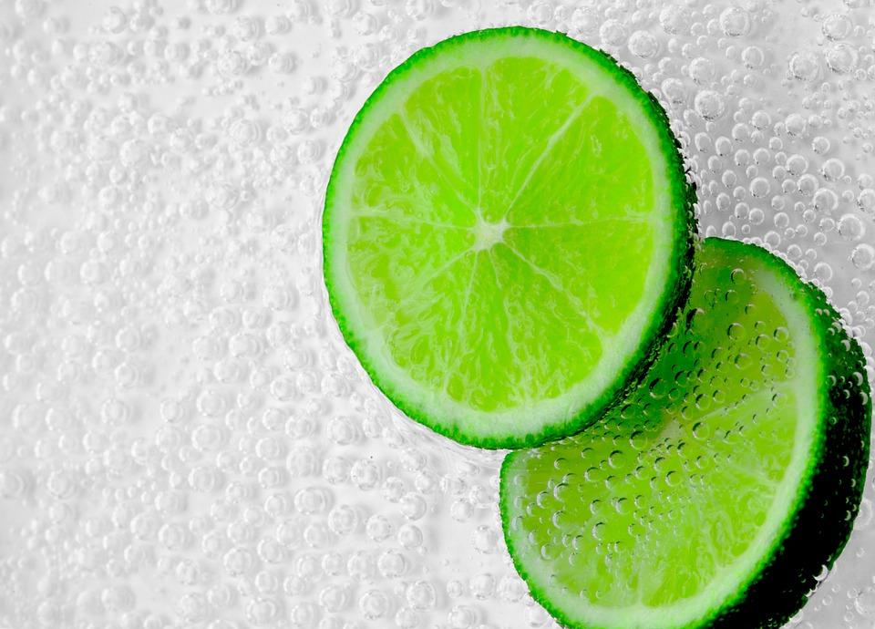 Lime, Fruit, Food, Fresh, Healthy, Green, Tropical