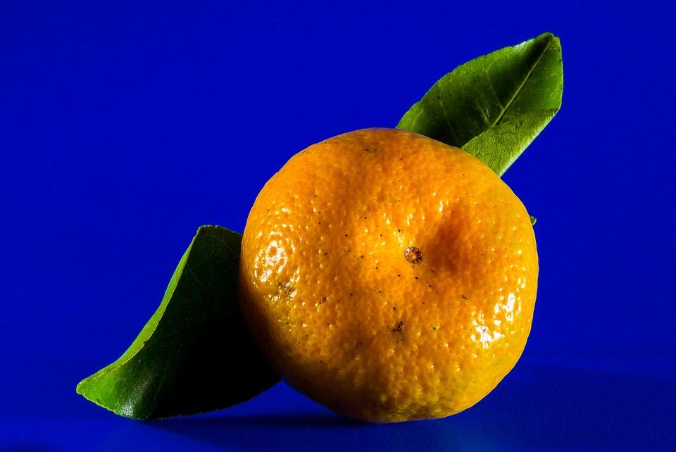 Orange, Mandarin, Fruit, Citrus Fruit