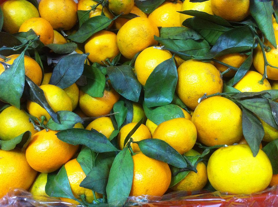 Mandarins, Fruit, Tasty