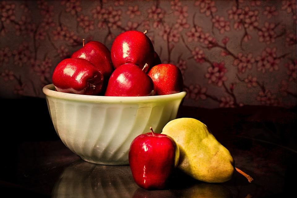 Still Life, Still-life, Fine Art, Painting, Fruit