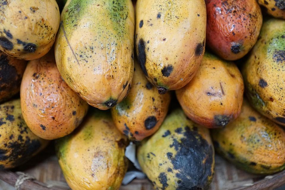 Cocoa, Fruit, Exotic, Sweet
