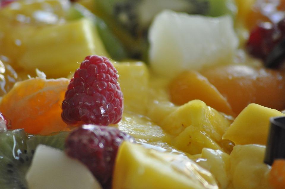 Strawberry, Dessert, Fruit Tart