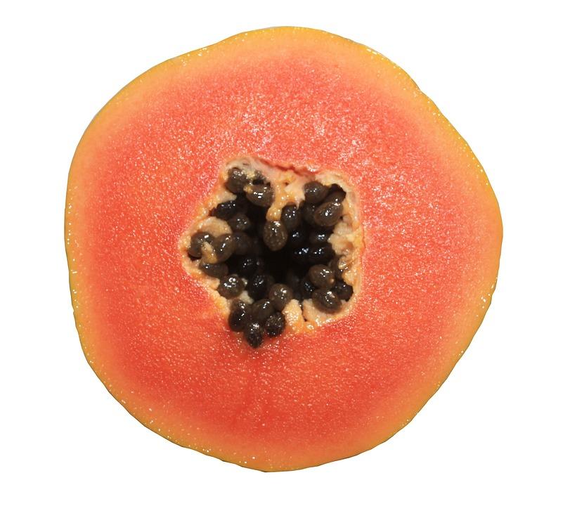 Papaya, Fruit, Food, Tropical Fruit, Calina
