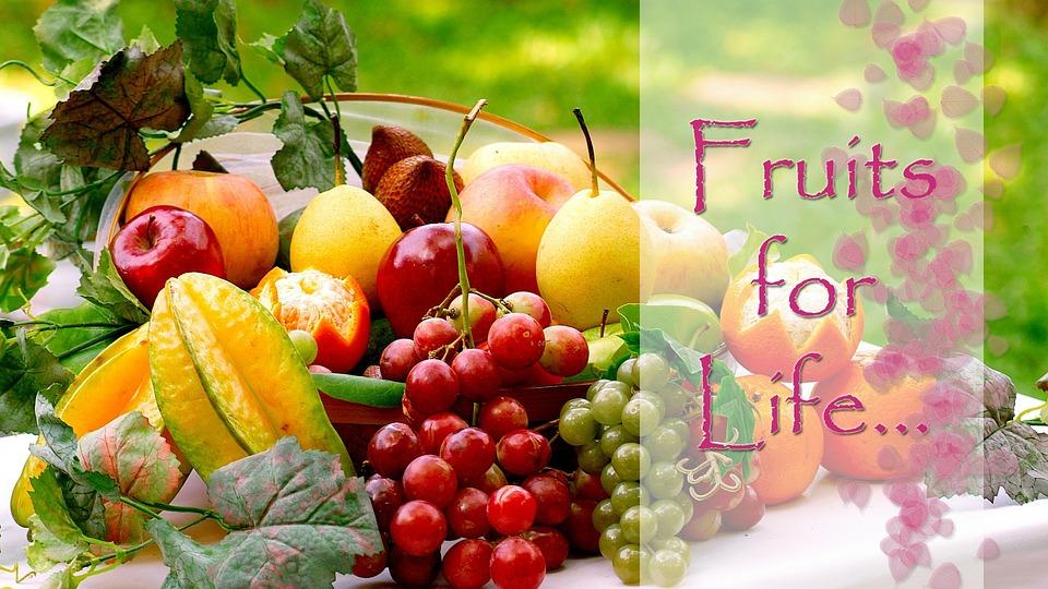 Life, Colors, Healthy, Fresh, Tropical, Fruit, Natural