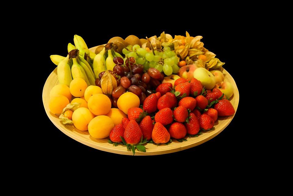 Eat, Food, Fruit, Vitamins, Fruit Basket, Fruit Bowl