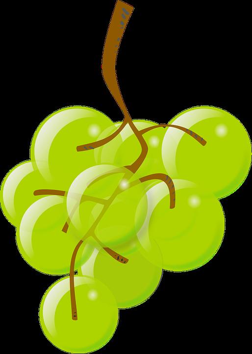 Grapes, Fruit, Food, Vitamins