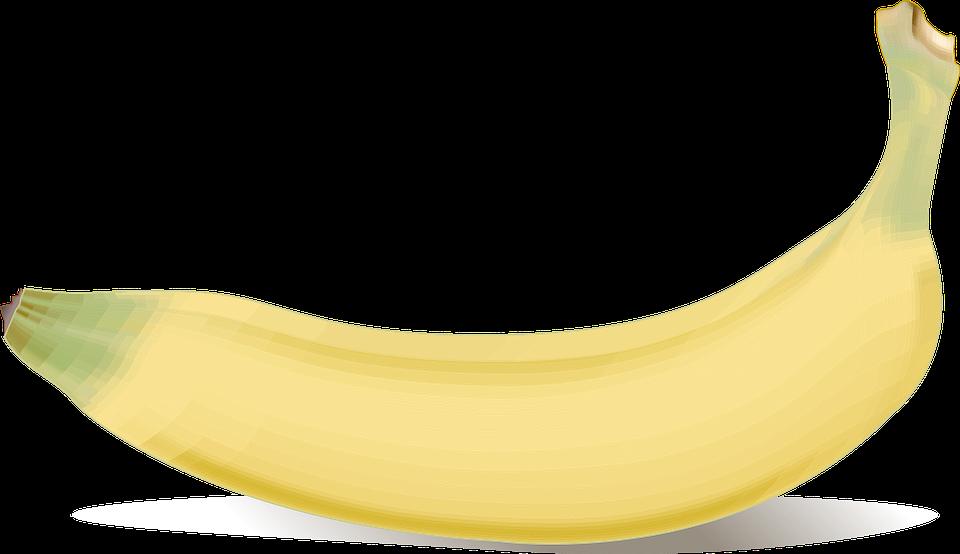 Banana, Fruits And Vegetables, Fresh, Organic