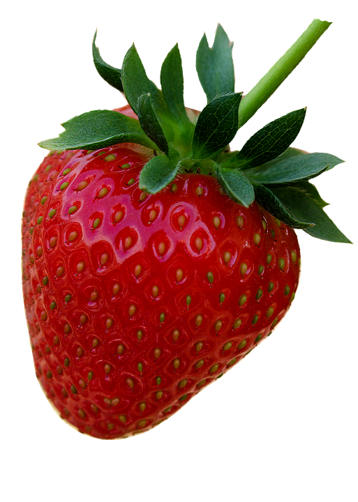 Strawberry, Red, Fruit, Berries, Summer, Fruits