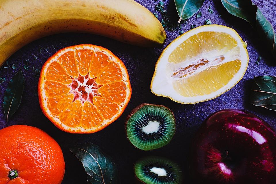 Citrus Fruits, Food, Fresh, Fruits, Lemon, Slice