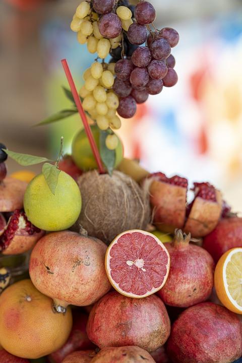 Fruits, Fruit, Delicious, Healthy, Food, Vitamins