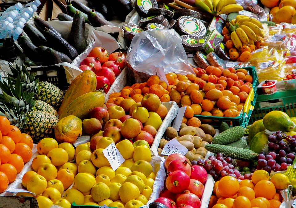 Free photo fruits fruit stand vegetables fruit market max pixel fruit stand fruit market fruits vegetables thecheapjerseys Images
